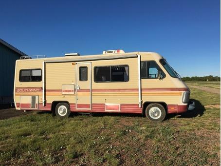 1983 Southwind - GM Diesel