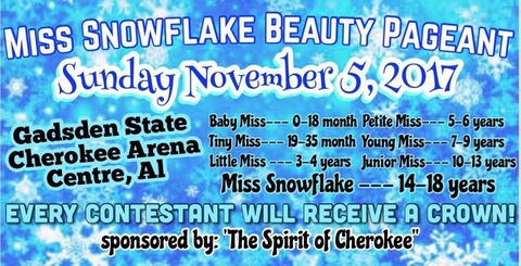 Miss Snowflake Pageant