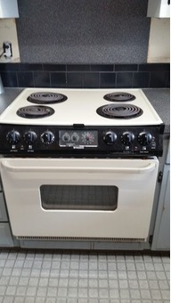 Drop in Stove/Oven